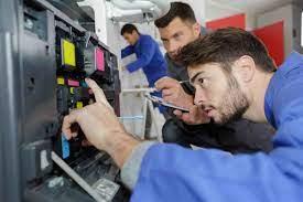 Services d'entretien et de maintenance de photocopieur