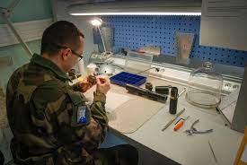 Mécanicien armement de petit calibre | Sengager.fr